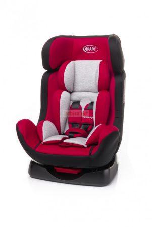 4Baby Freeway 0-25kg Biztonsági Gyermekülés - Red