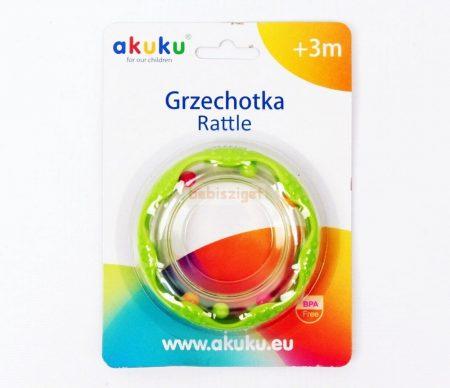 Akuku Csörgő Zöld