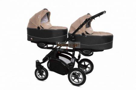 Baby Active Twinni Ikerbabakocsi Premium Beige