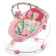 Baby Mix Rezgő-Zenélő Pihenőszék - Pink