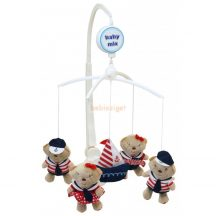 BabyMix Kiságyforgó Sea Bears
