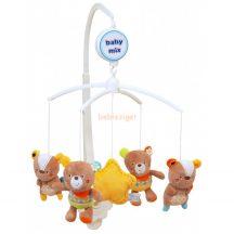 BabyMix Kiságyforgó Bears