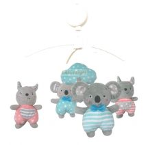 BabyMix Kiságyforgó Koala&Kenguru