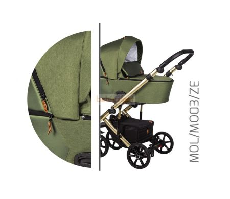 Baby-Merc Mosca Limited Edition M003/ZE