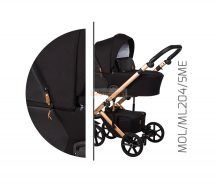 Baby-Merc Mosca Limited Edition ML204/ZE