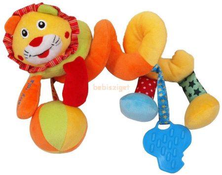 BabyMix Interaktív Plüss Spirál Lion