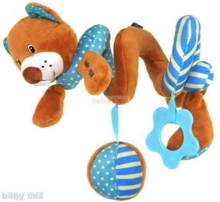 BabyMix Interaktív Plüss Spirál Bear