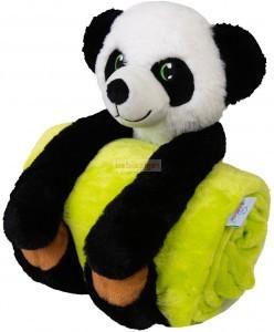 BabyMatex Carol Babatakaró és Plüss Játék Panda