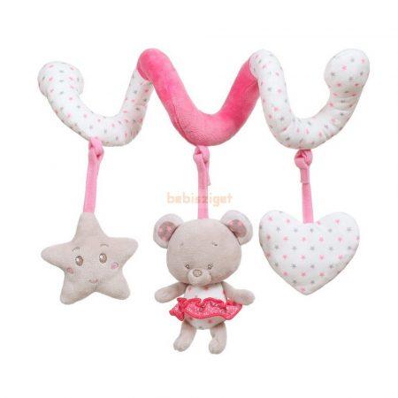 Baby Ono Interaktív Plüss Spirál Bear Suzie