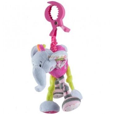 Baby Ono Csiptethető Rezgős Elefánt