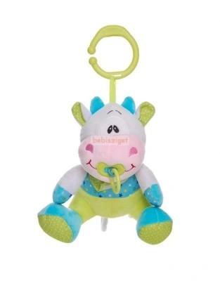 Baby Ono Felhúzható-Zenélő Plüss Bika