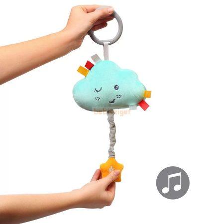 Baby Ono Felhúzható-Zenélő Plüss Felhő