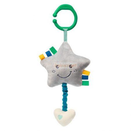 Baby Ono Felhúzható-Zenélő Plüss Csillag