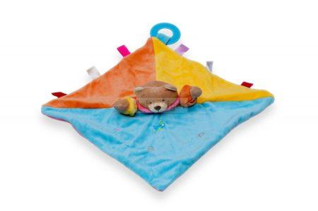 BabyBruin Plüss Szundikendő Maci