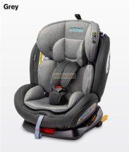 Caretero Arro 0-36kg 360°-ban forgatható biztonsági gyermekülés Grey
