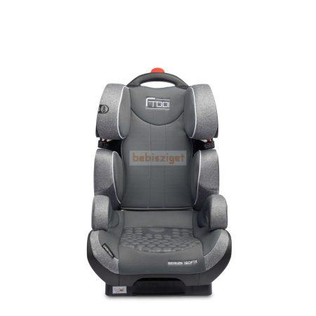 Caretero Frodi ISOFIX gyerekülés (15-36kg) - Grey