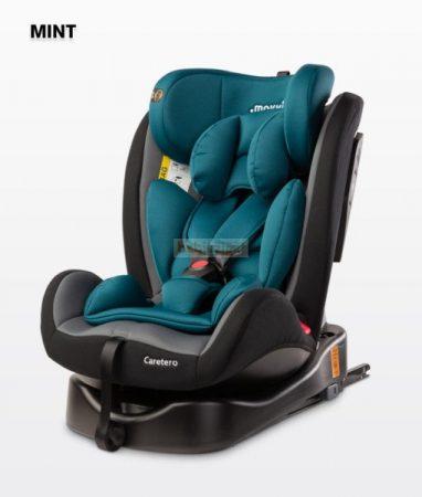 Caretero Mokki 0-36kg ISOFIX - 360°-ban forgatható biztonsági gyerekülés - Mint