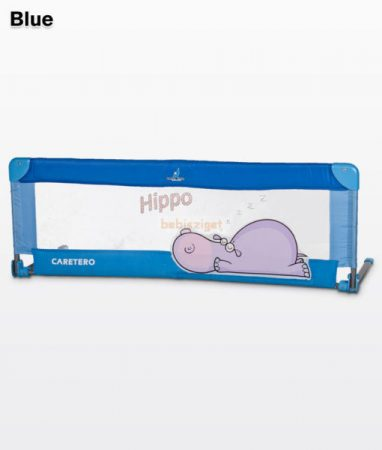 Caretero Safari Legurulásgátló Blue Hippo
