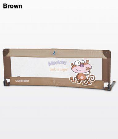 Caretero Safari Legurulásgátló Brown Monkey