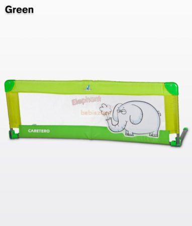 Caretero Safari Legurulásgátló Green Elephant