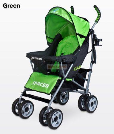 Caretero Spacer Deluxe Green