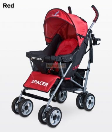 Caretero Spacer Deluxe Red