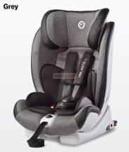 Caretero VolanteFix Limited 9-36kg ISOFIX Gyermekülés - Grey