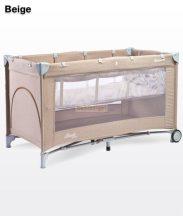 Caretero Basic Plus Beige 60x120 utazóágy