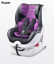 Caretero Defender ISOFIX 0-18 kg babaülés Purple
