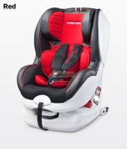 Caretero Defender ISOFIX 0-18 kg babaülés Red