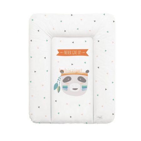 Ceba Baby Puha Softi 50x70 Pelenkázólap - Azték Indián Maci