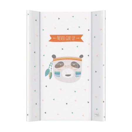 Ceba Baby Puha Ékes 50x70 Pelenkázólap - Azték Indián Maci