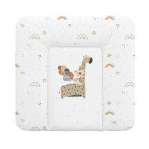 Ceba Baby Puha Softi 72x75 cm Pelenkázólap - Giraffe
