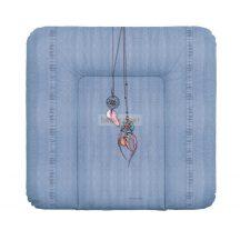 Ceba Baby Puha Softi 72x75 cm Pelenkázólap - Denim Style - Álomfogó