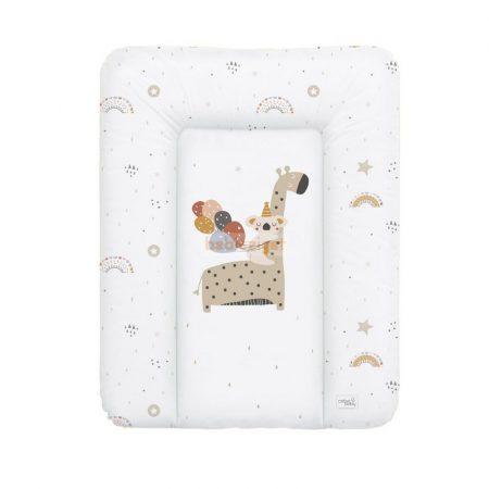 Ceba Baby Puha Softi 50x70 Pelenkázólap - Giraffe