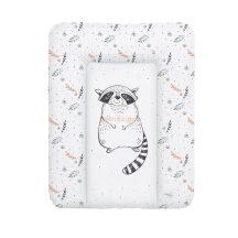 Ceba Baby Puha Softi 50x70 Pelenkázólap - Raccoon - Mosómaci