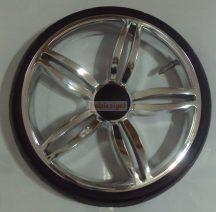 Tömör Babakocsi Kerék Circle Drift Króm