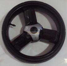 Tömör Babakocsi Kerék Drift Fekete Hosszú fék