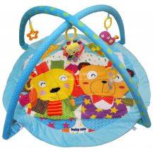 BabyMix Játszószőnyeg Lion and Bear