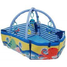 BabyMix Oldalfalas Játszószőnyeg  Boat