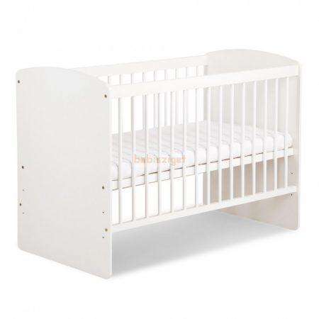 Klups Carolina II babaágy 60x120 Fehér