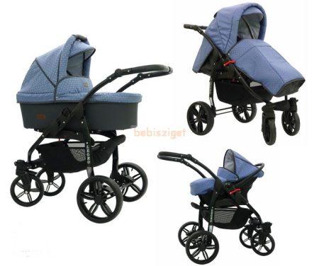 BabySportive Legro - Kék mintás