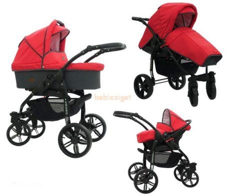 BabySportive Legro - Piros