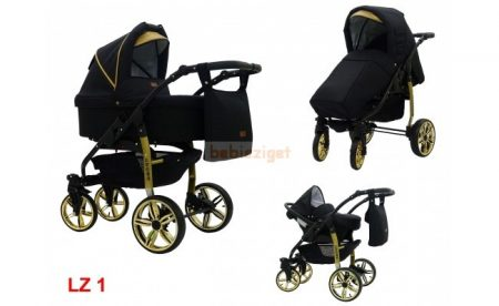 BabySportive Legro Gold Edition - Fekete