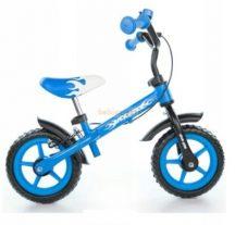 MillyMally Dragon Futóbicikli Fékkel Blue