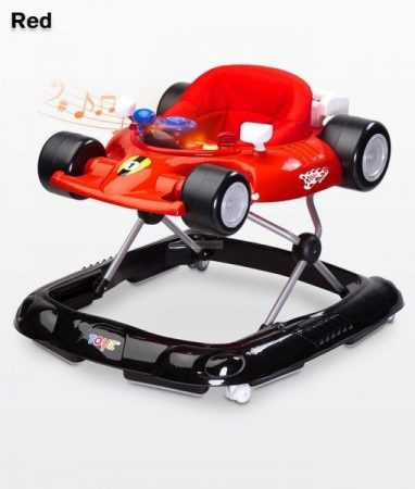 Toyz Speeder Versenyautós Bébikomp Red