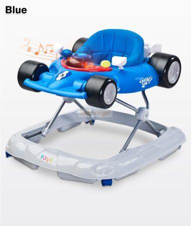 Toyz Speeder Versenyautós Bébikomp Blue