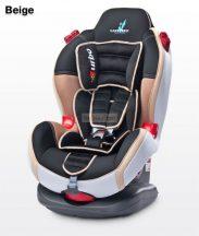 Caretero Sport Turbo 9-25 kg babaülés Beige