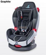 Caretero Sport Turbo 9-25 kg babaülés Grafit