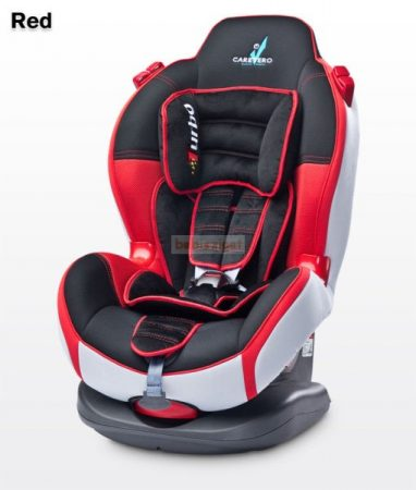 Caretero Sport Turbo 9-25 kg babaülés Red
